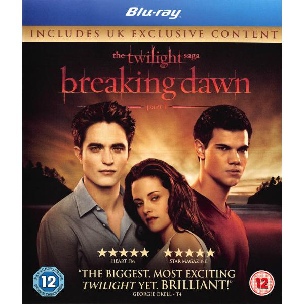 The Twilight Saga - Breaking Dawn - Part 1 Blu-Ray