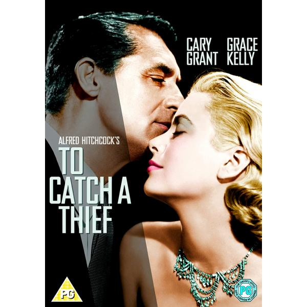 Alfred Hitchcock - To Catch A Thief DVD