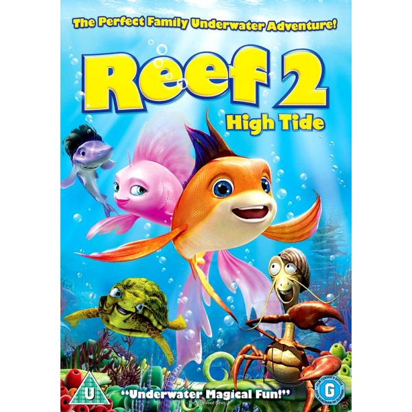 Reef 2 - High Tide DVD
