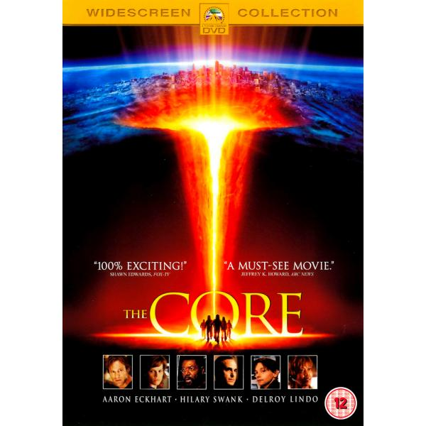 The Core DVD