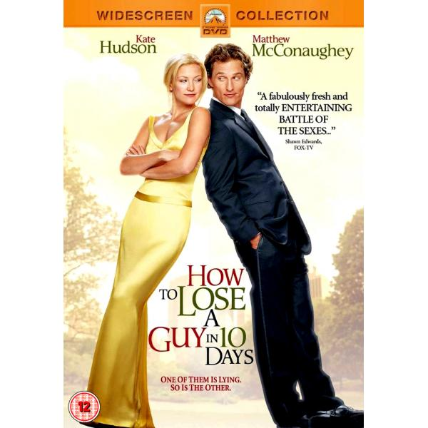 How To Lose A Guy In 10 Days DVD