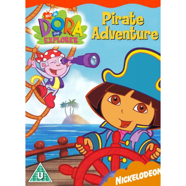 Dora The Explorer - Pirate Adventure DVD