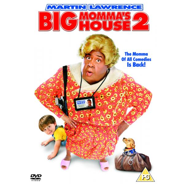 Big Mommas House 2 DVD