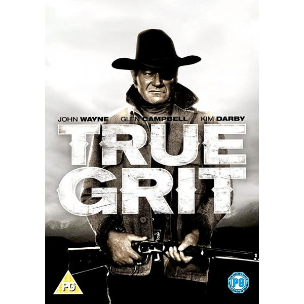 True Grit (Original) DVD