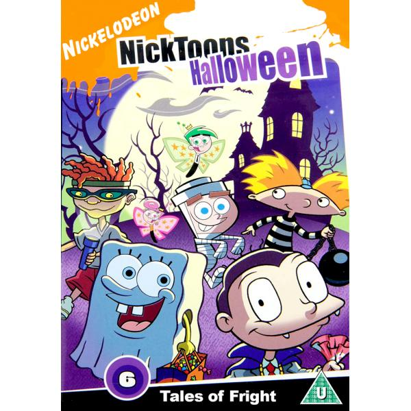 Halloween Spooky Stories DVD