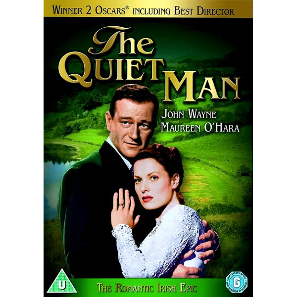 The Quiet Man DVD