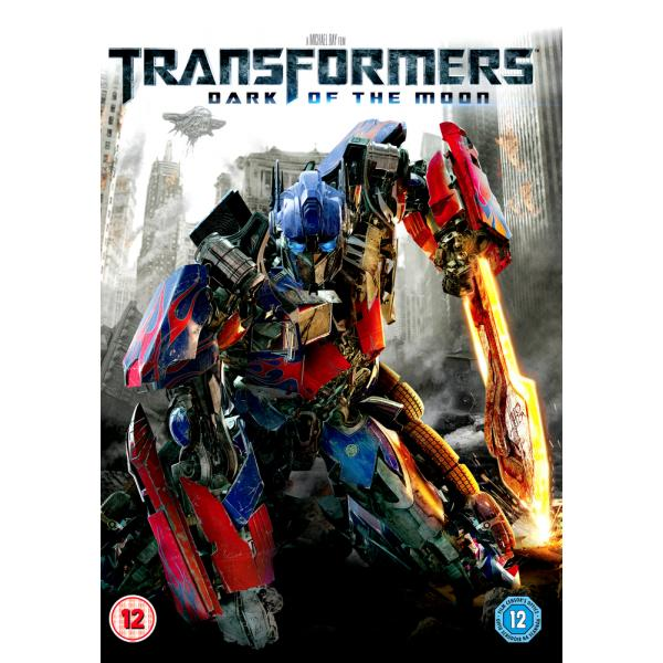 Transformers 3 - Dark Side Of The Moon DVD
