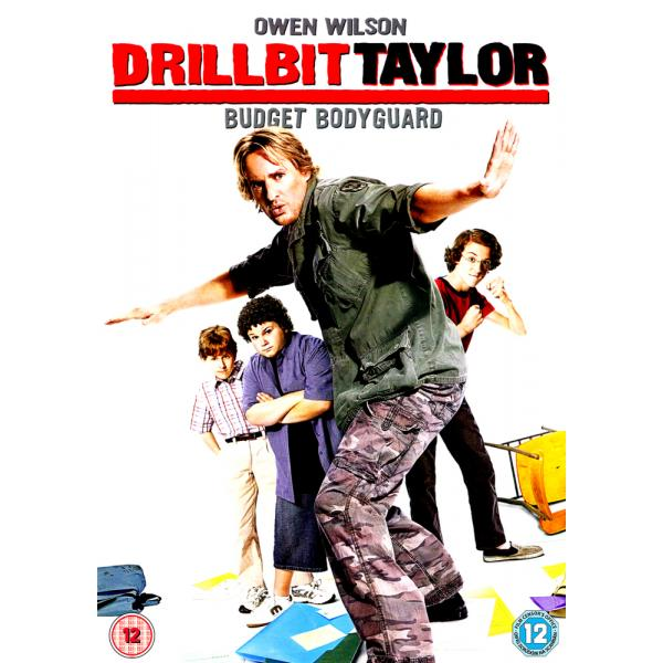 Drillbit Taylor - Budget Bodyguard DVD