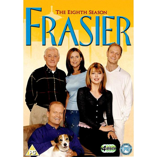 Frasier Season 8 DVD