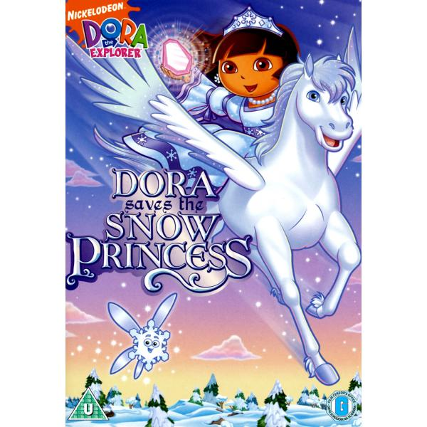 Dora The Explorer - Dora Saves The Snow Princess DVD