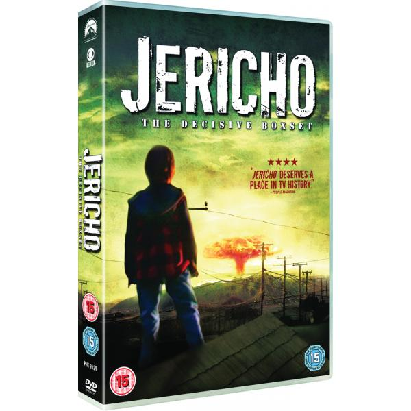 Jericho Seasons 1 to 2 Complete Decisive Boxset DVD