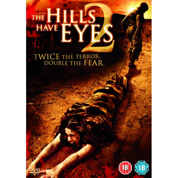 The Hills Have Eyes 2 DVD