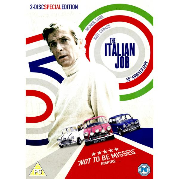 The Italian Job - Special Edition DVD