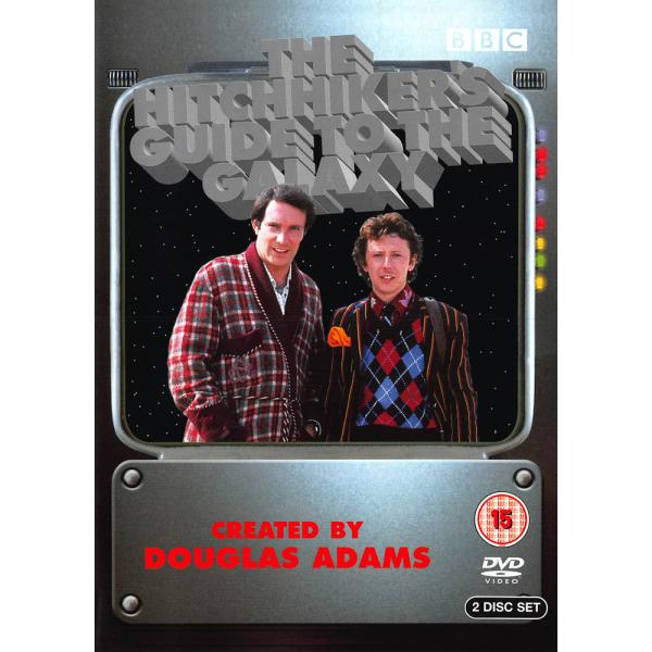The Hitchhikers Guide To The Galaxy - The Complete Mini Series DVD