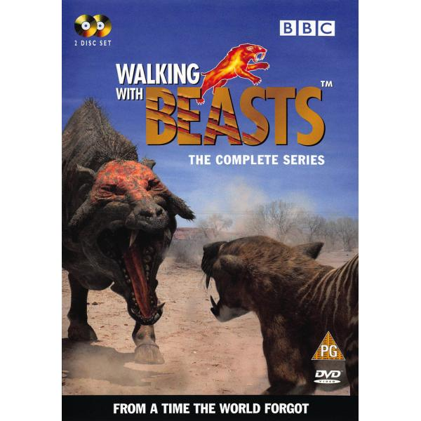 Walking With Beasts - The Complete Series DVD