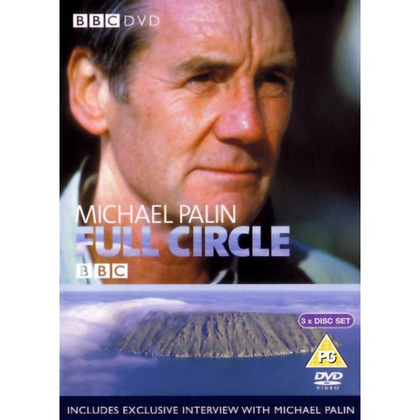 Full Circle - Michael Palin - The Complete Collection DVD