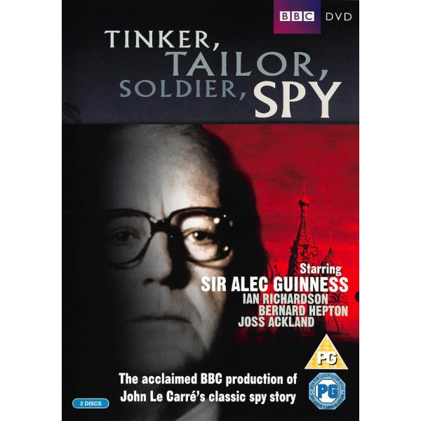 Tinker Tailor Soldier Spy - The Complete Mini Series DVD
