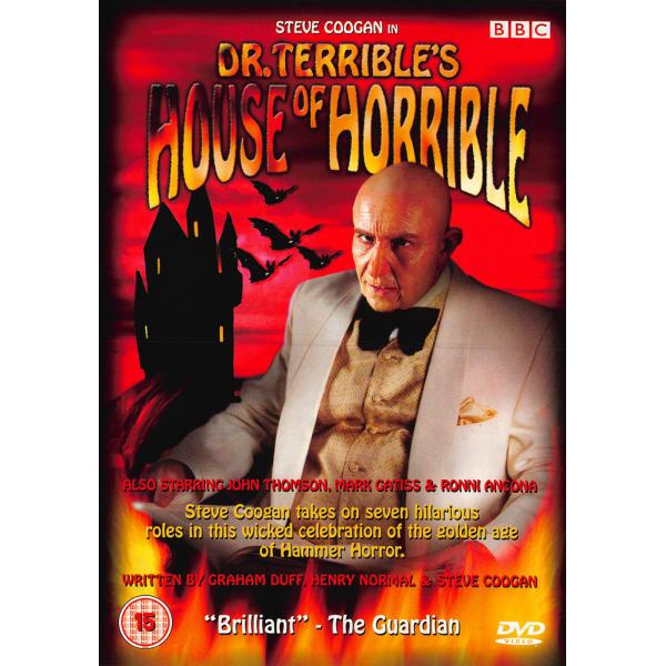 Dr Terribles House Of Horrible DVD