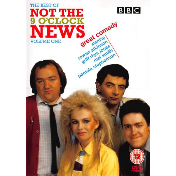 The Best Of Not The 9 O'Clock News - Volume One DVD