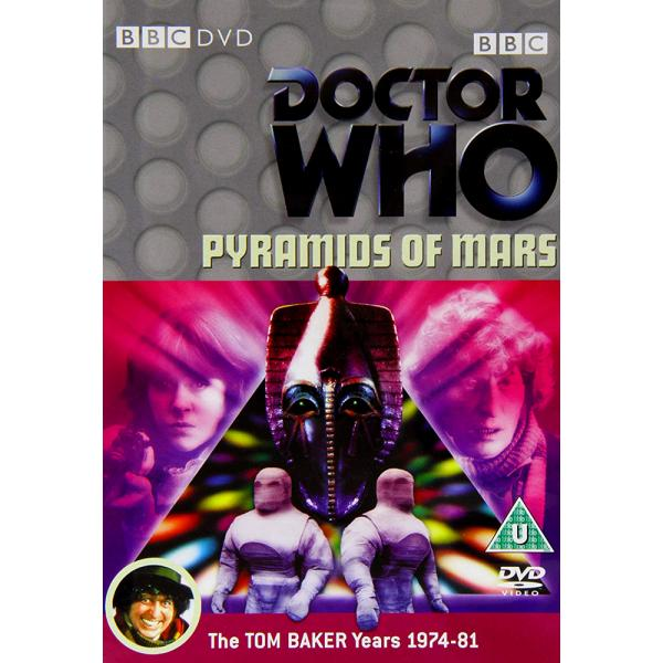 Doctor Who - Pyramids Of Mars DVD