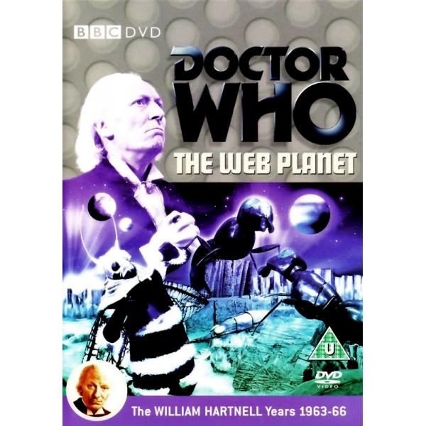 Doctor Who - The Web Planet DVD