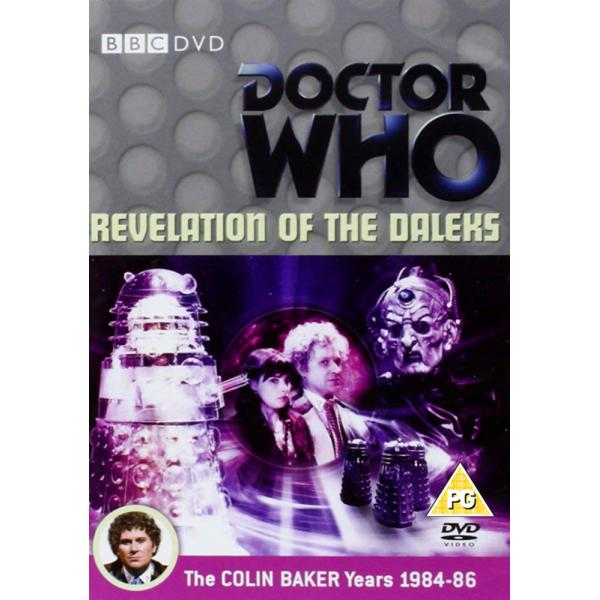 Doctor Who - Revelation Of The Daleks DVD