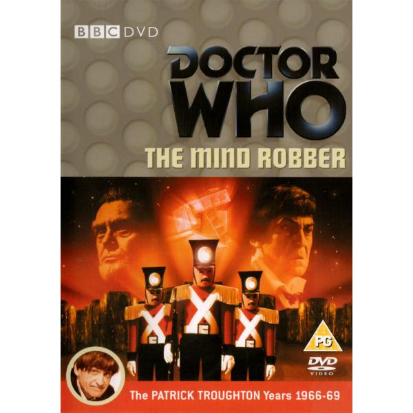 Doctor Who - The Mind Robber DVD