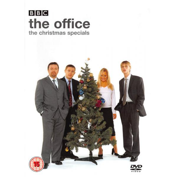 The Office - The Christmas Specials DVD