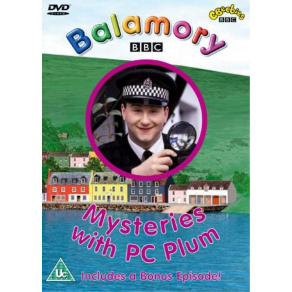 Balamory - Mysteries With PC Plum DVD