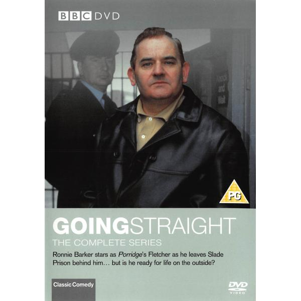 Going Straight - The Complete Mini Series DVD