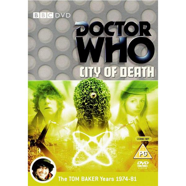 Doctor Who - City Of Death DVD
