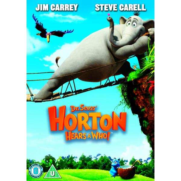 Dr Seuss - Horton Hears A Who! DVD