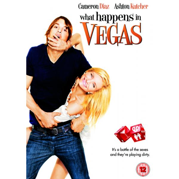 What Happens In Vegas DVD