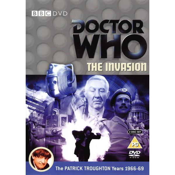 Doctor Who - The Invasion DVD