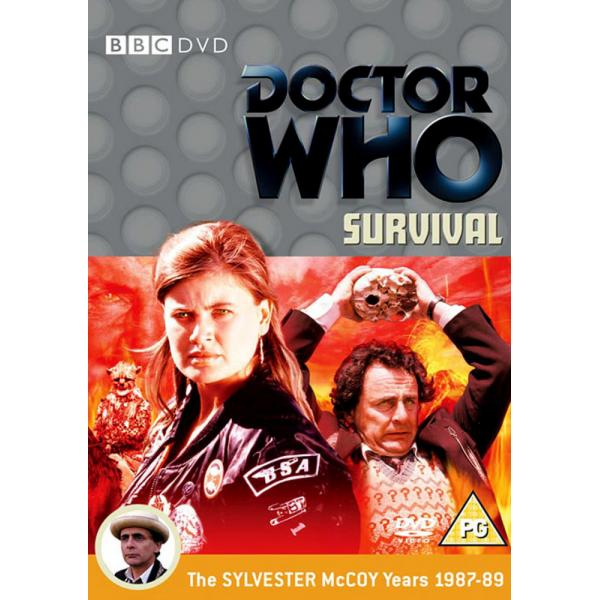 Doctor Who - Survival DVD