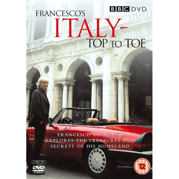 Francescos Italy - Top To Toe DVD
