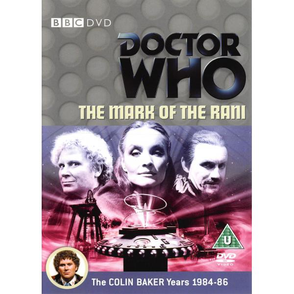 Doctor Who - The Mark Of The Rain DVD