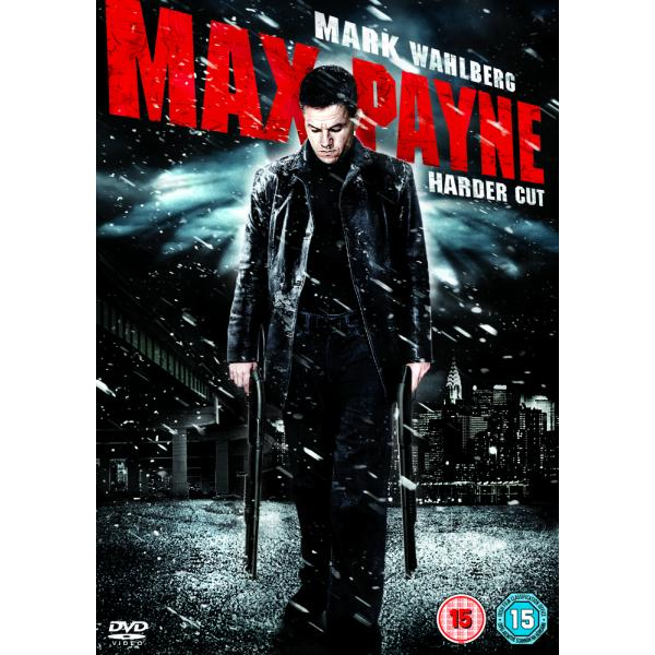 Max Payne - Harder Cut DVD