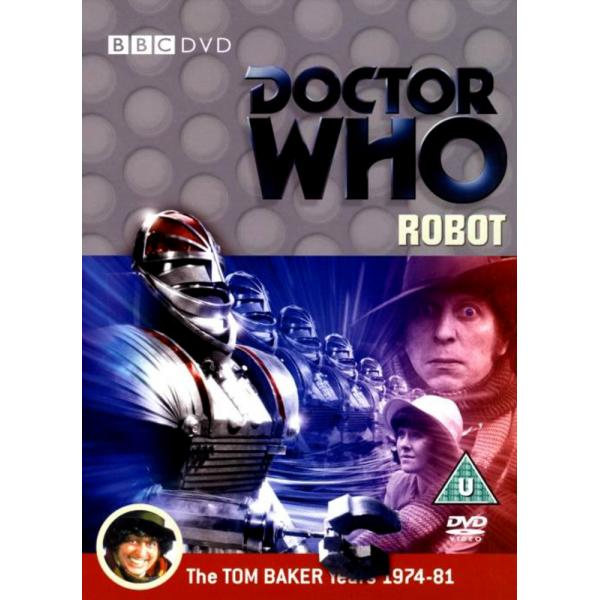 Doctor Who - Robot DVD