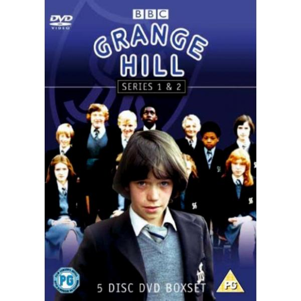 Grange Hill Series 1 to 2 DVD