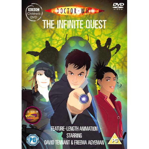 Doctor Who - The Infinite Quest DVD