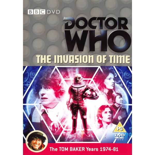 Doctor Who - The Invasion Of Time DVD