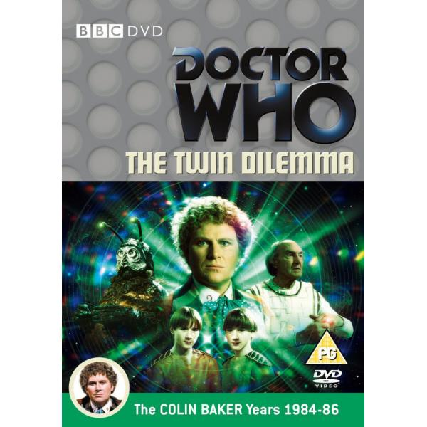 Doctor Who - The Twin Dilemma DVD