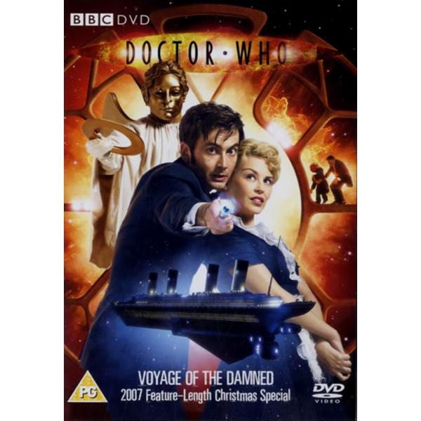 Doctor Who - Voyage Of The Damned DVD