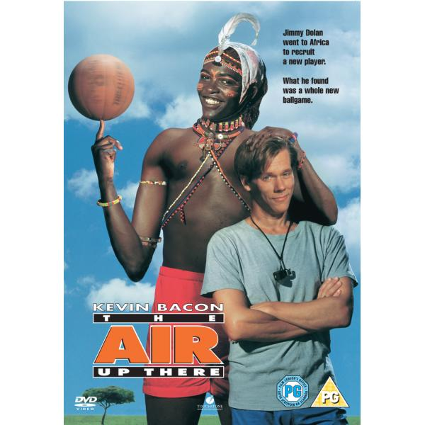 The Air Up There DVD