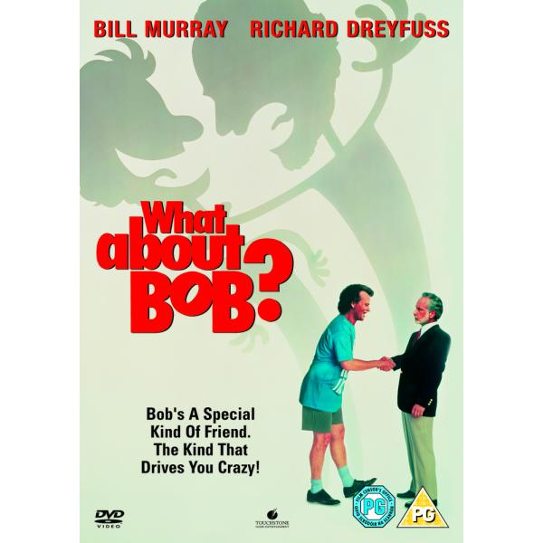 What About Bob? DVD