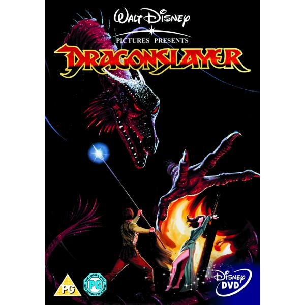 Dragonslayer DVD