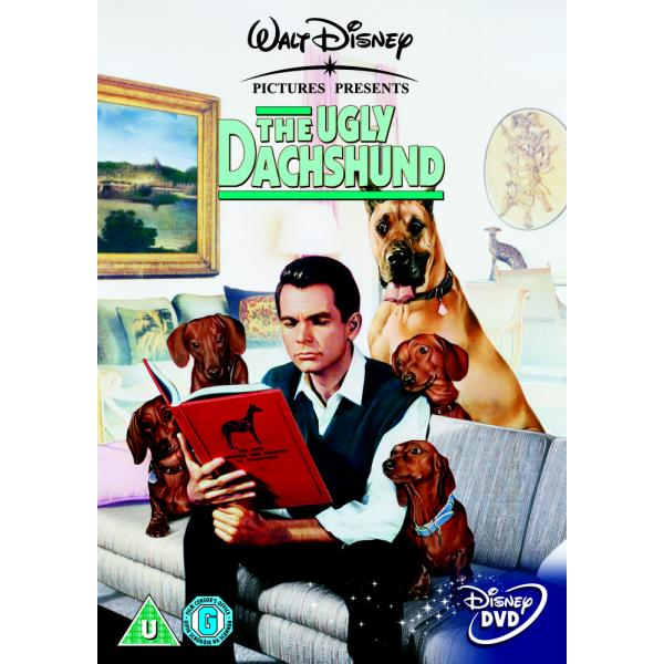 The Ugly Dachshund DVD