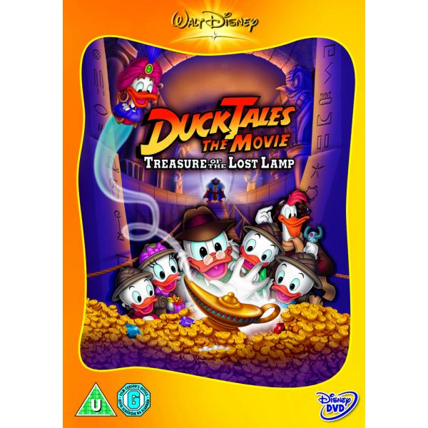 Ducktales The Movie - Treasure Of The Lost Lamp DVD