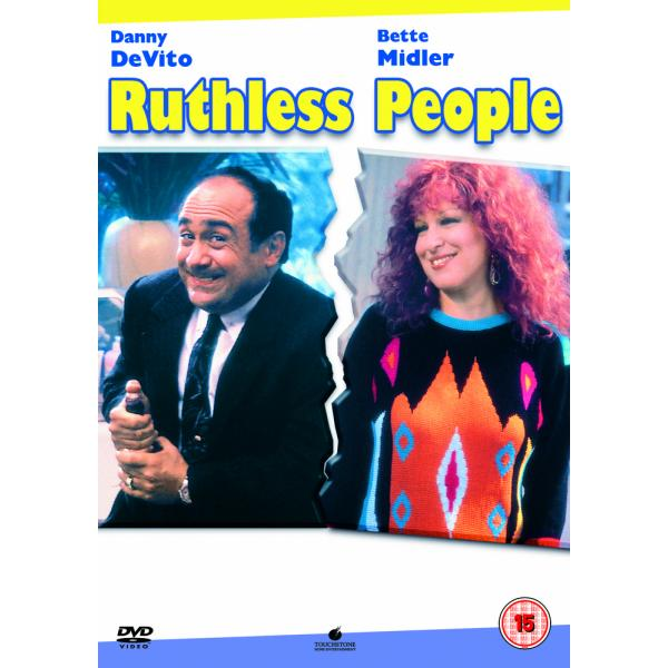 Ruthless People DVD